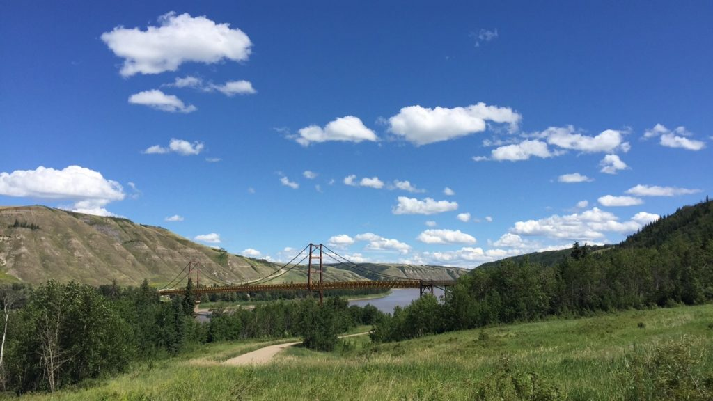 Peace River Valley Bridge