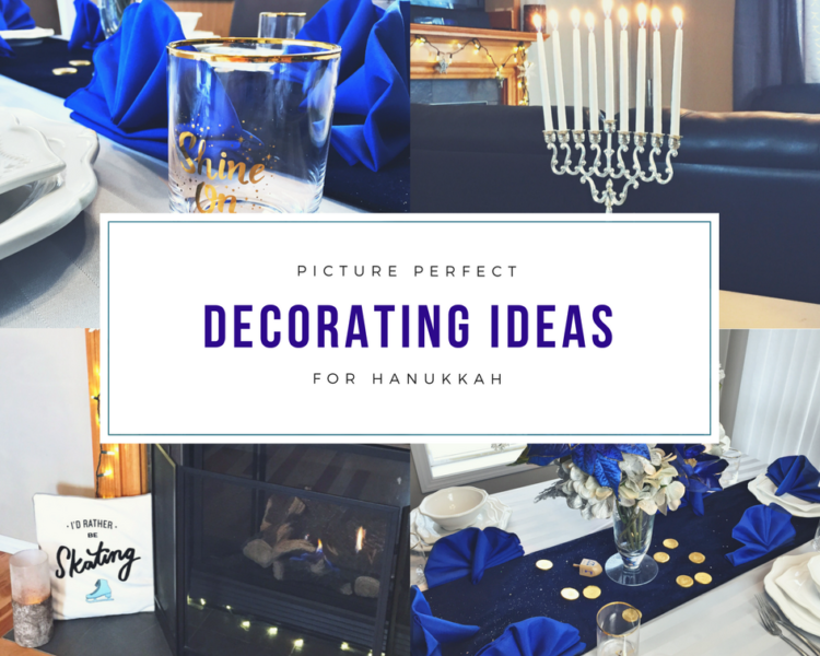 sc 1 st  Lindseyu0027s Listed & Holidays: Ideas for Beautiful Hanukkah Decor